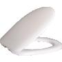 (CINAR) KLASIK, MERCAN, CORNER, PITTA aeglaselt sulguv (soft close) WC iste, valge