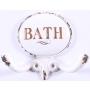 vintage hook Bath