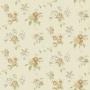 tapeet Shand Kydd väikesed beežid+rohelised lilled