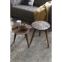 Side Table By Hand L