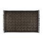 Carpet Indian Block 120X180 Grey