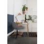 käetugedega tool Syl, pruun
