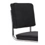 Chair Ridge Rib Black 7A