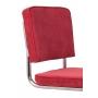 Chair Ridge Rib Red 21A