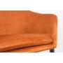 Armchair Catelyn Orange