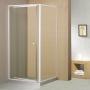dušinurk Amico 104-122x80 cm h 185 cm, vasak/parem