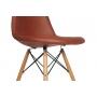 tool Alexis, pruun kunstnahk, pöök jalad