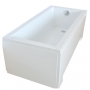 "bathtub 150x70 cm ""MODENA"", incl drain and long side panel"