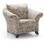 armchair BOSTON, fabric ACANTA