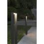 ALPI LED dark grey beacon lamp h 80 cm ,LED included