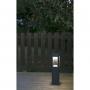 NAVA LED dark grey beacon lamp h 50 cm ,6 w LED included