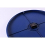 blue vintage wall clock