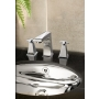 high basin mixer with pop-up