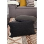 Pillow Aster Black