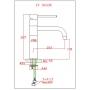 Single-lever kitchen/art basin mixer with swivel spout