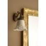 valgusti seinale Marsala,E14 40W, 230V, keraamika, pronks, IP21